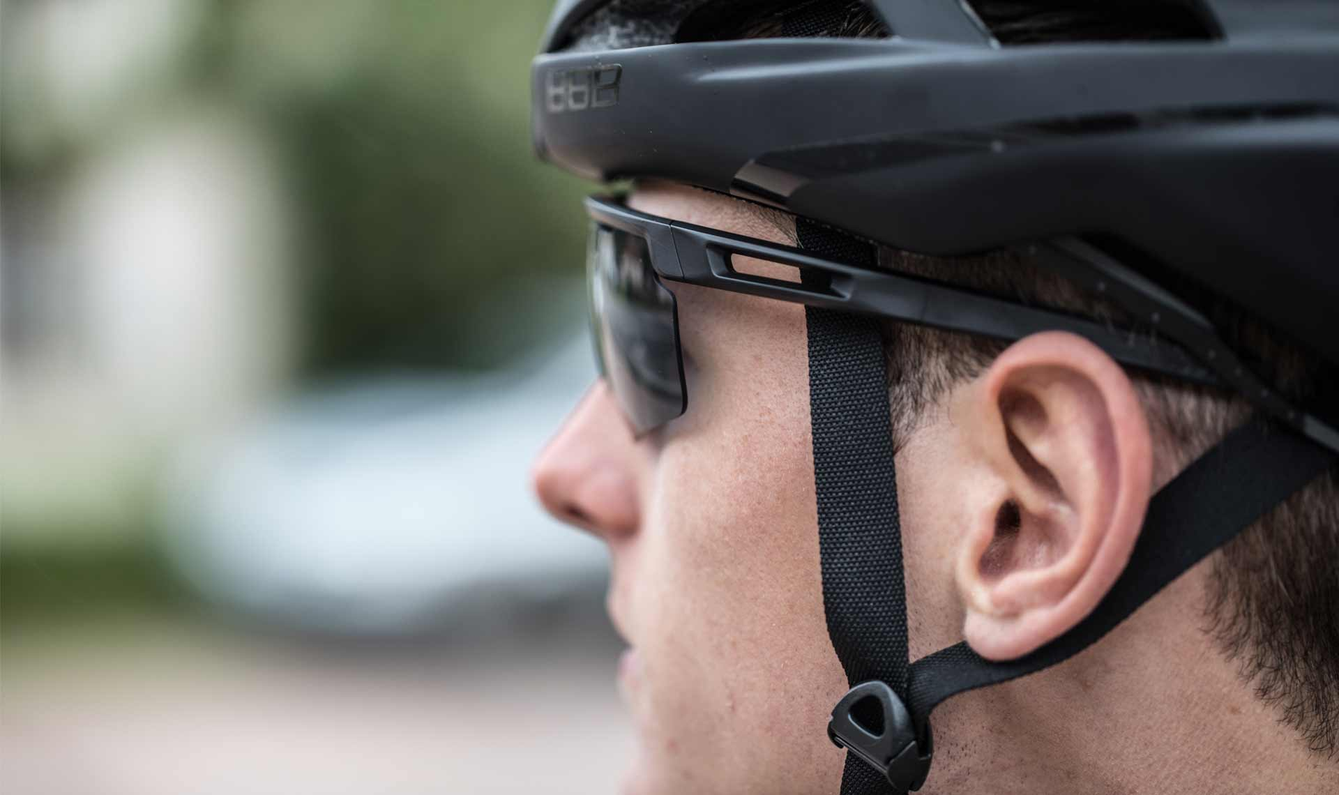 The process of creating new and innovative cycling glasses