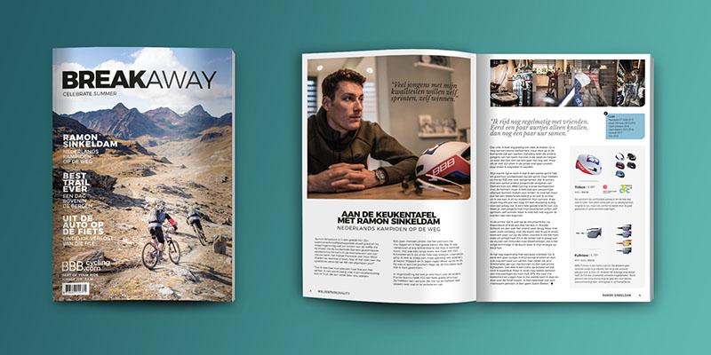 BreakAway Magazine preview