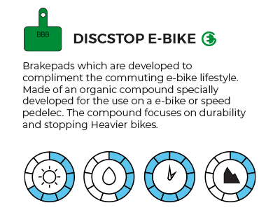 Discstop E-bike