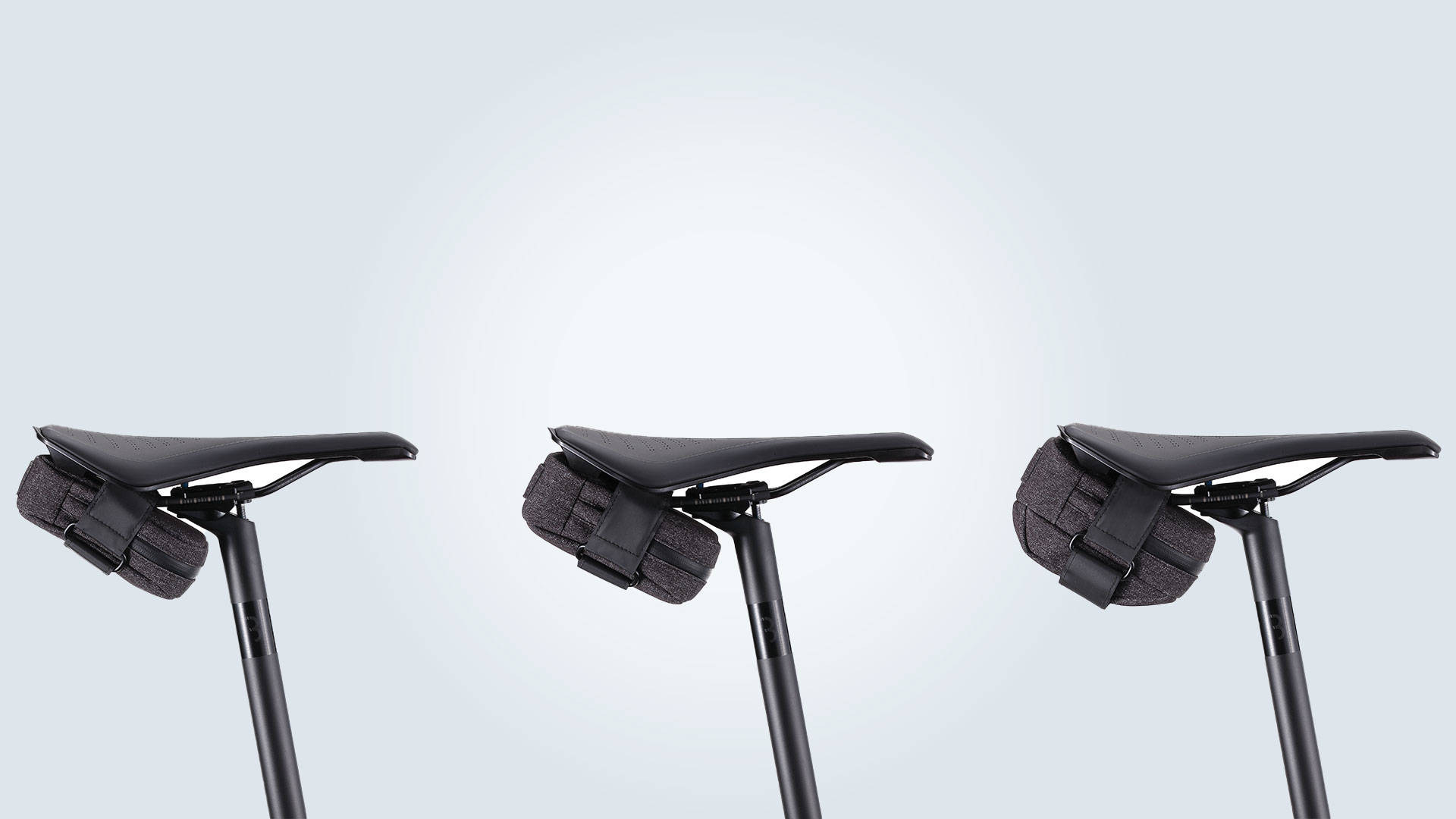 Three sizes